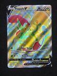 Pokemon TCG Flapple V Full Art Ultra Rare 143/163 Battle Styles NM