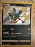 Morgrem SV084/SV122 Shiny Holo Rare Pokemon TCG Shining Fates NEAR MINT