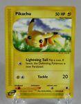 2002 Pikachu 124/165 Expedition Non-Holo Pokemon Card vintage rare