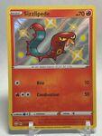Sizzlipede - SV018/SV122 - Shining Fates - Shiny Vault - Pokémon TCG Card - NM