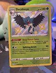 Shiny Decidueye SV003/SV122 Rare Pokemon Shining Fates Shiny Vault - NM/Mint
