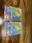 2 Alcremie Vmax 073/072 Shining Fates - NM Full Art Rainbow Rare Pokemon Card
