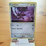 Scizor 7/90 - Holo Rare | HS Undaunted, 2010 - LP Pokemon Card