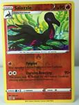 Pokemon Card Battle Styles 028/163 Salazzle Reverse Holo Rare