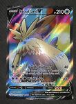 Pokemon Battle Styles - Stoutland V FULL ART 157/163 Ultra Rare - NM