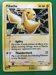 Pikachu Holo EX Black Star Promo 012 NM Pokemon