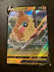 POKEMON TCG CARD Morpeko V 037/072 Shining Fates 2021 Ultra Rare Holo - M