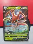 Kricketune V SWSH05: Battle Styles 006/163 / Ultra Rare NM