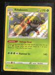 2021 Pokémon Sword & Shield Shining Fates Rillaboom Shiny Vault No. SV006/SV122