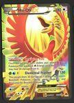 Ho-Oh EX 121/122 Full Art Ultra Rare Holo Breakpoint Pokemon Card
