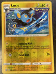 Luxio Uncommon Reverse Holo Pokemon Card Battle Styles 047/163 M/NM