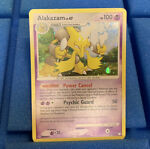 Alakazam - 2/123 Mysterious Treasures Holo Rare Pokemon TCG - LP