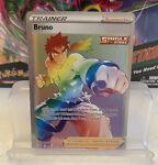 """Bruno"" 172/163 ""Battle Styles"" Pokémon TCG Rainbow Rare Card - MINT!!!"