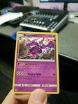 Pokemon Naganadel - 108/214 - Holo - League Promo - Lost Thunder - NM