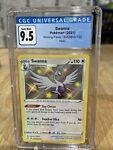 Pokemon Card Shining Fates SV096/SV122 SV96/SV122 Swanna Shiny Rare cgc 9.5