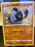 Galarian Yamask SV065/SV122 Pokémon Shining Fates Vault Shiny Holo Rare NM