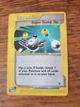 Pokemon 151/165 Super Scoop Up Expedition Pokemon Card Near Mint Condition