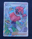 Pokemon - Ball Guy Full Art Trainer - Shining Fates - 065/072