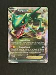 Rayquaza EX BW47 Full Art Ultra Rare Pokémon Black Star Promo - NM/M TCG