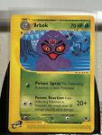 Arbok 35/165 Expedition Non Holo Pokemon Card