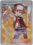 Red's Challenge Full Art Trainer (Unbroken Bonds 213/214)- Pokemon Card NM