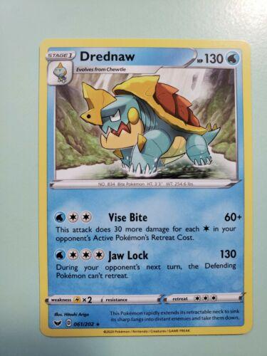 Drednaw - 061/202 - Rare - Sword and Shield - Image 1